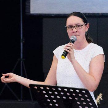 Rev Christine Redwood